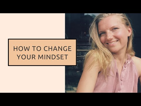 How to change your mindset to positive