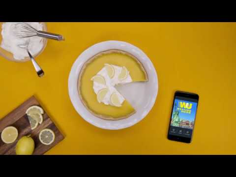 Sending money with the Western Union® app is as easy as pie