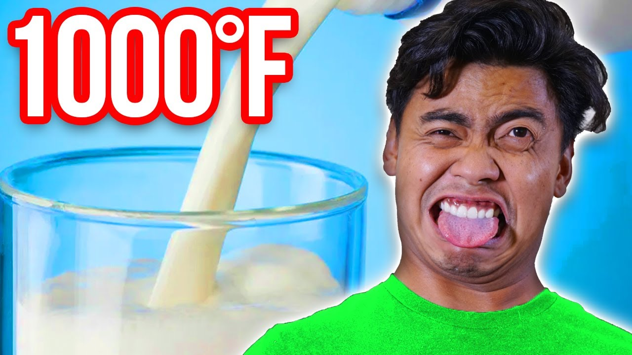 Do Not Boil Milk.. (Disgusting)