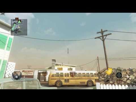 Random BANK SHOT on Nuketown