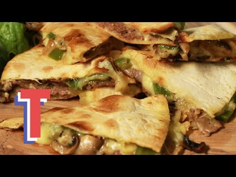 Beef And Cheese Quesadilla | Good Food Good Times