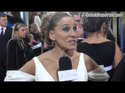 Why Sarah Jessica Parker Loves Greece
