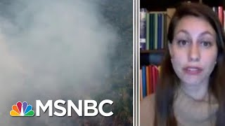 Full Lopes: Amazon Wildfire Will Be Discussed At G-7 Emergency Meeting | MTP Daily | MSNBC