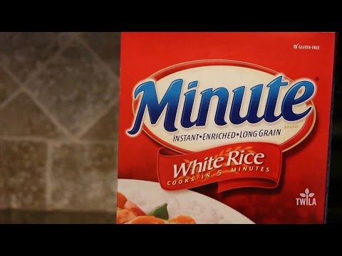 Ag Minute — Minute Rice