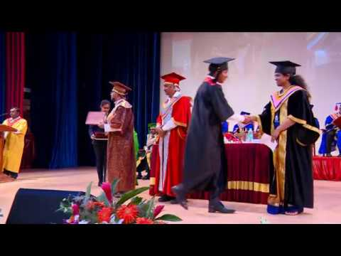 CONVOCATION 2018, BANNERGHATTA ROAD CAMPUS, 19 MAY 2018   PART 2