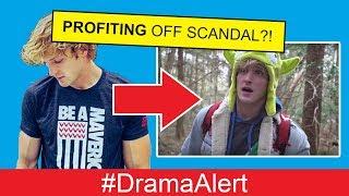 Logan Paul makes Forest Scandal Documentary! #DramaAlert VidCon VS TANACON - Ninja and Drake?!