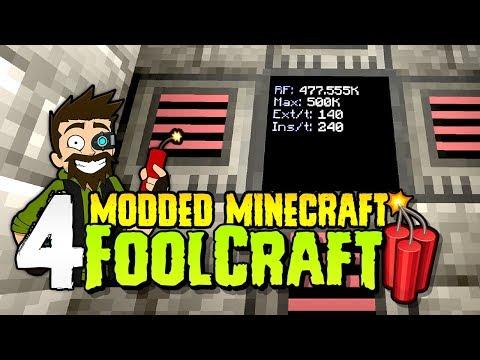 FoolCraft 3 | #4 | Plastic IS Fantastic! | Modded Minecraft 1.12.2