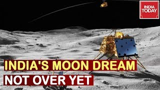 India's Moon Mission Dream Still Alive As ISRO Analysis Thermal Images Of Vikram Lander | 5ive Live