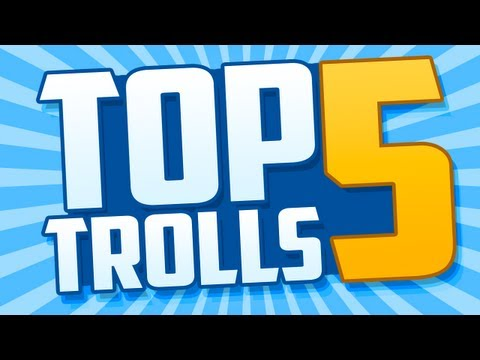 Top 5 Trolls- BIGGEST RACIST ON XBOX LIVE & El Gato Giveaway
