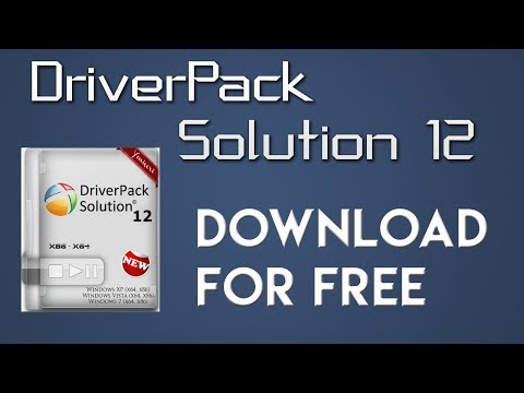 Find All Drivers For Windows XP/Vista/7/Windows 8/8.1   DriverPack Solution 12 ✅🔧