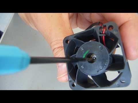 Computer fan repair (PWJ68)