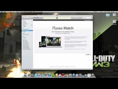 iTunes Match Complete Overview and Demo: iTunes 10.5.1
