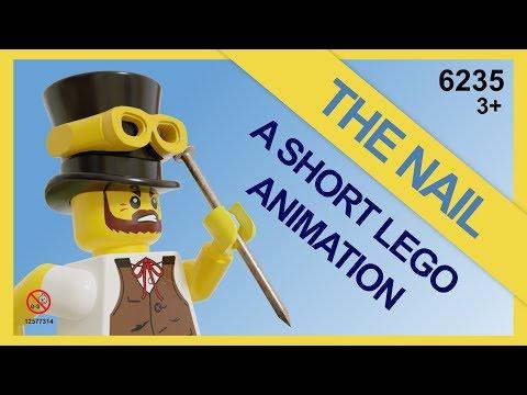 The Nail - Lego Animation Short