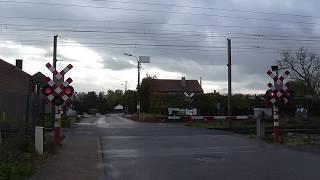 Spoorwegovergang Astene (Deinze)/ Passage a Niveau/ Railroad-/ Level Crossing/ Bahnübergang
