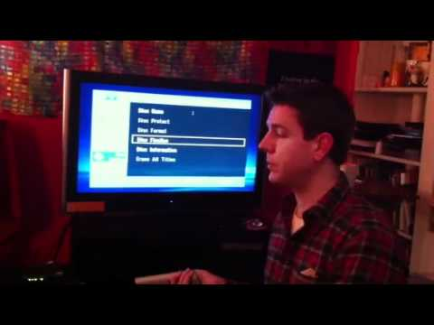 How to copy VHS to DVD (Part 2)