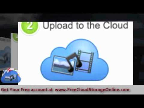 Free Cloud Storage Online ~ Online storage for all your files access from PC, Mac or iPhone