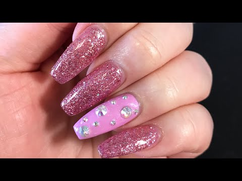 Vlog - New Nails and a Screw in My Tire