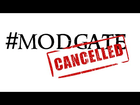 PAYING FOR MODS : Cancelled (GOOD NEWS)