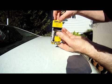 Cheap Stripped Oil Drain Plug Thread Fix