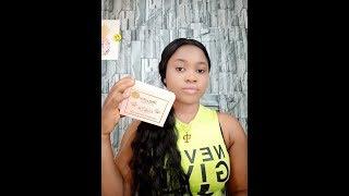 Abebi white soap review