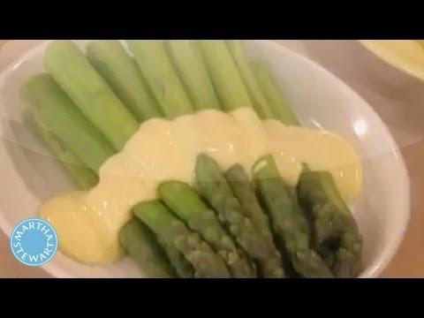 Hollandaise Sauce Made Simple- Martha Stewart