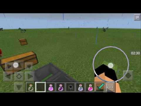 Minecraft How To Make Poison Arrows