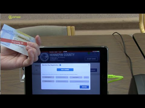 Minnesota Primary Winner Is…The Electronic Poll Book