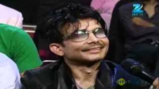 Baalti Award - KRK Kamal R Khan Fight Gold Awards 2011 July 17