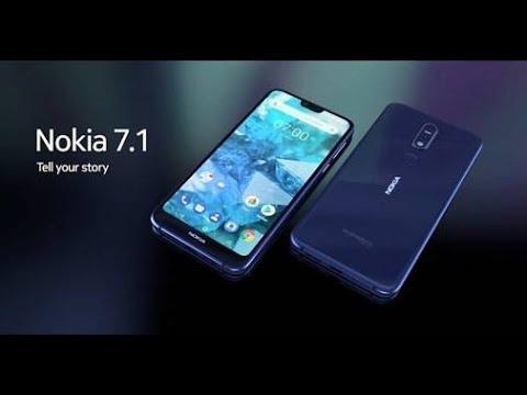 New Nokia 7.1 Plus 2018 Trailer Concept Design Official introduction