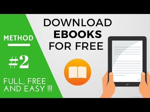 How to DOWNLOAD FULL BOOKS on Phone For FREE (EASY!) - Method#2
