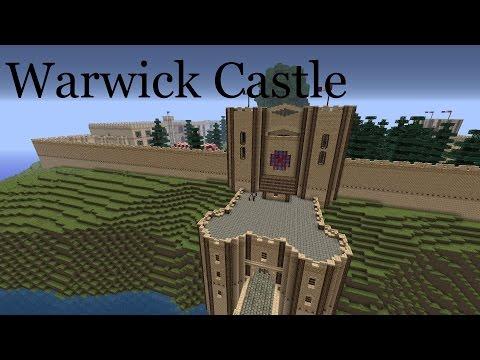 Minecraft - Warwick Castle - Final