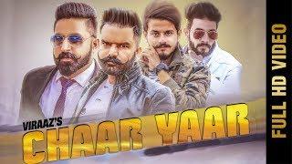 CHAAR YAAR (FULL VIDEO) , VIRAAZ , New Punjabi Songs 2018 , MAD 4 MUSIC
