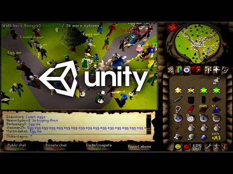 Create Runescape Inventory in Unity Easily(EasyInventory)