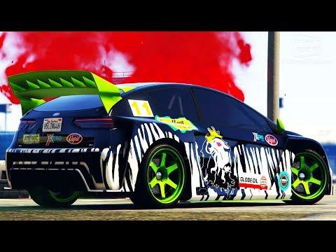 GTA Online: SA Super Sport Series - Vapid Flash GT