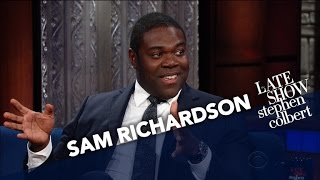 Sam Richardson Describes Growing Up In Ghana And Detroit