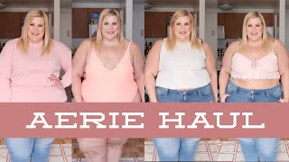 Clothing Haul: My First Experience with Aerie + American Eagle