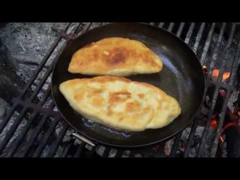 Apple Hand Pies Using Bannock Bread Dough