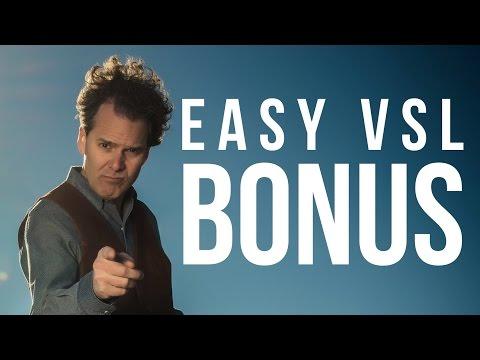 Easy VSL Bonus