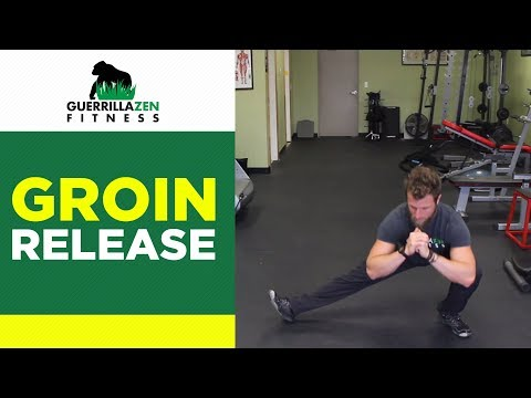 How To Stretch & Release Tight ADDUCTORS | Groin Muscle Release