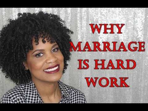 Why Are Good Marriages So Much Work?