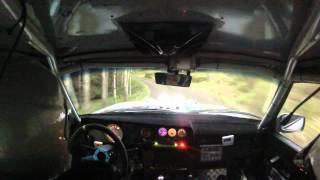 Rally Sørland 2014 Ss3