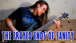 Metallica The Frayed Ends Of Sanity Bass Cover | Free Bass Tab On Andriyvasylenko Com