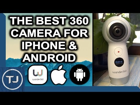 Best/Cheapest 360 Camera For iPhone & Android (Wunder360)