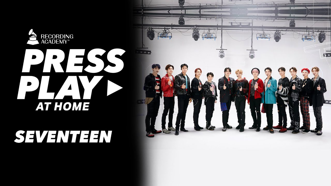 """Download SEVENTEEN Performs A High-Octane Version Of """"VERY NICE"""" 