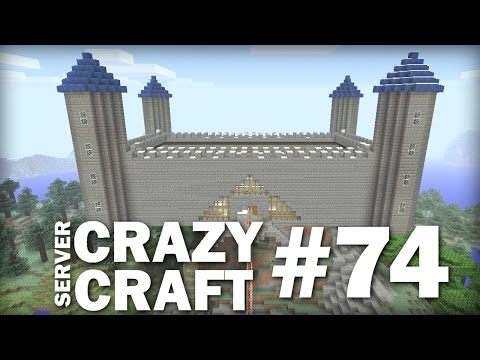 MINECRAFT PS4 - DUPLICATION CONVERSATION - CRAZY CRAFT #74 - PS3 / XBOX - LETS PLAY