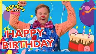 Have a Birthday Party with Mr Tumble!   CBeebies
