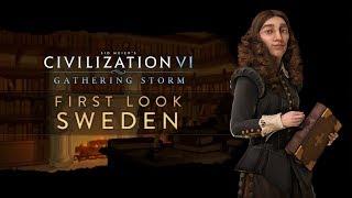 Download Civilization VI: Gathering Storm - First Look: Sweden Video