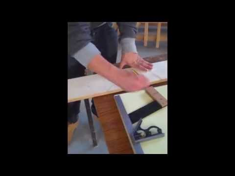 HOW TO MARK OUT A HIP RAFTER