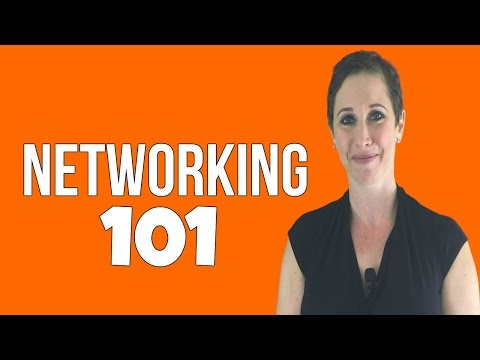 NETWORKING 101: HOW TO USE NETWORKING TO GET THE JOB | Debra Wheatman