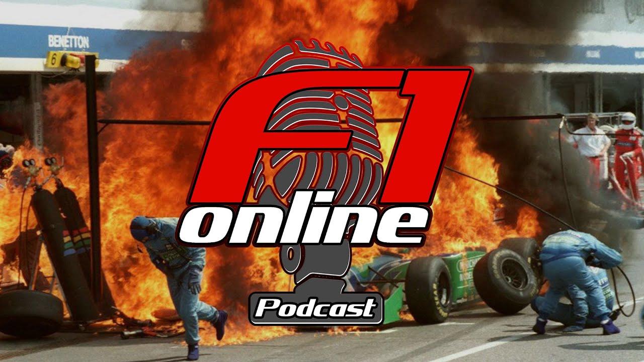 F1online Podcast Ep. 32 - Palivo v F1: Od honby za 1 500 koňmi k zelenej budúcnosti